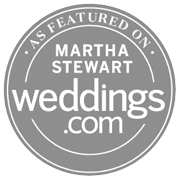 Martha Stewart Weddings by Justin Hankins