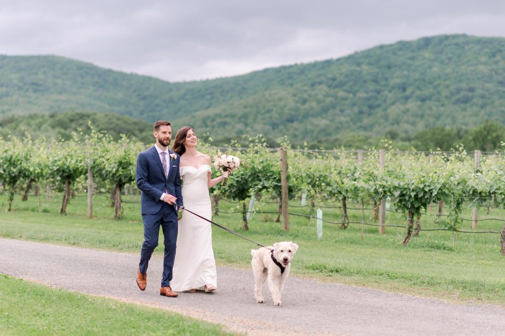 Veritas Winery Wedding Photographer
